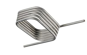 Stainless Steel Square Torsion Spring